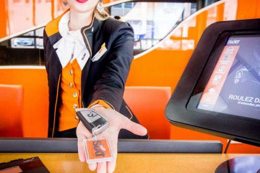 sixt accueil cles